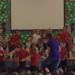 Year 1 Dancing and Singing